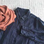半年酷使したリネンシャツのその後。冬にリネンシャツはあり?