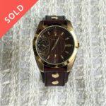 捨てる前に売ってみる?メルカリで売れたジャンク品、壊れた時計