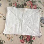 雑巾を手作り!ペルピューズの裏ガーゼタオルをとことん使い切る!
