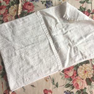雑巾を作る工程