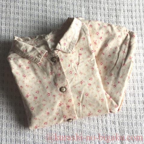 手作りしたパジャマ