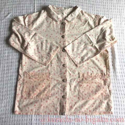 たっぷり着込んだ手作りパジャマ