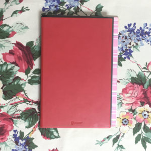 新書サイズの手帳