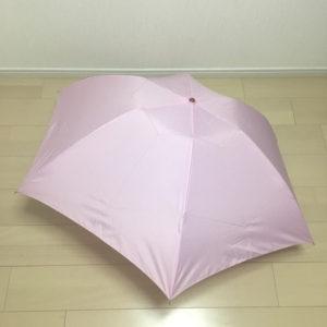 親骨の長さ60cmの折りたたみ傘