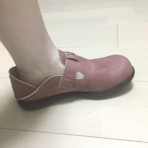 リゲッタ アールの靴のサイズ感