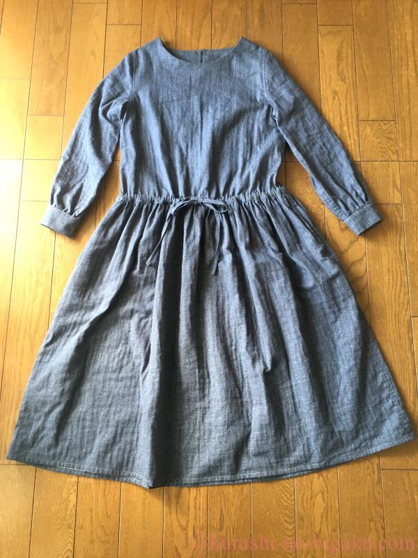 Lilla Bloammaの大人服よりワンピース